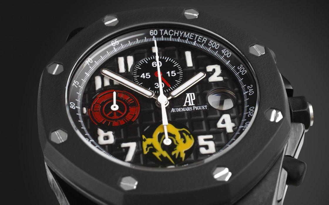 AUDEMARS PIQUET watch time clock (33) wallpaper