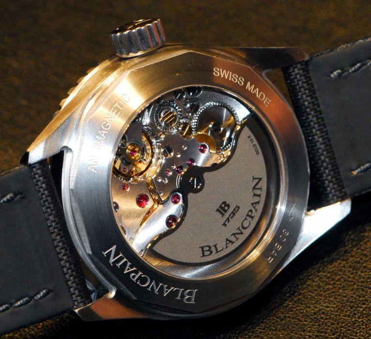 BLANCPAIN watch time clock (7) wallpaper