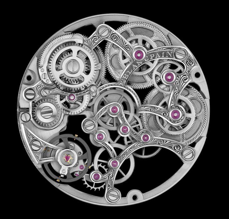 BLANCPAIN watch time clock (1) wallpaper