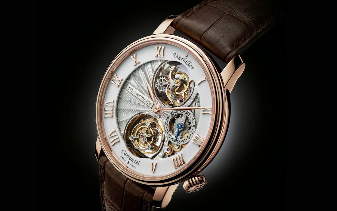 BLANCPAIN watch time clock (17) wallpaper