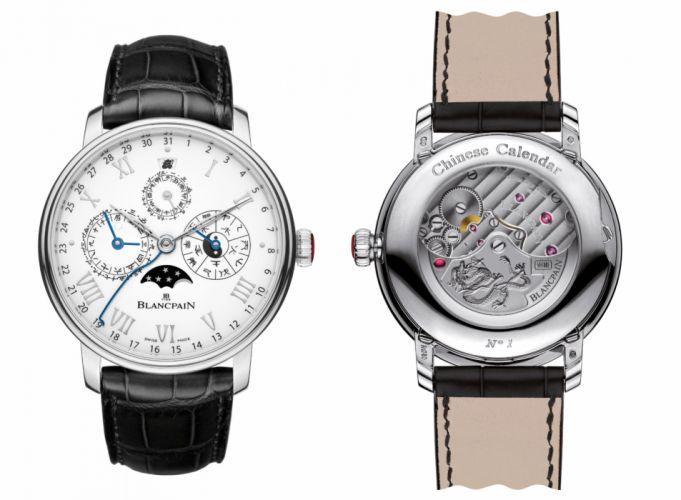 BLANCPAIN watch time clock (14) wallpaper