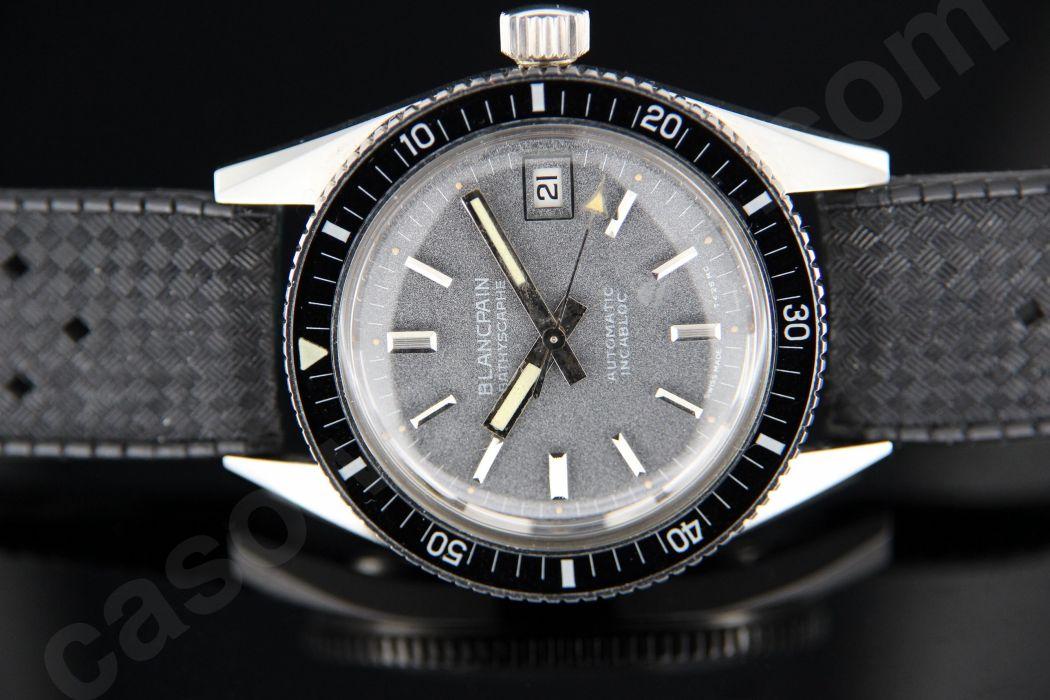 BLANCPAIN watch time clock (16) wallpaper
