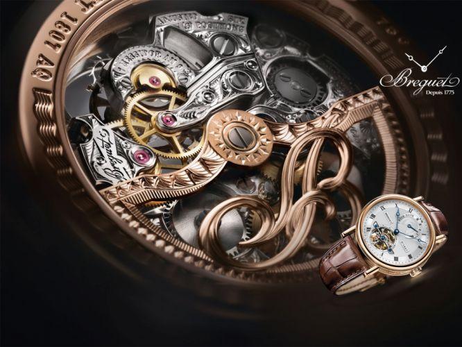 BREGUET watch time clock (7) wallpaper