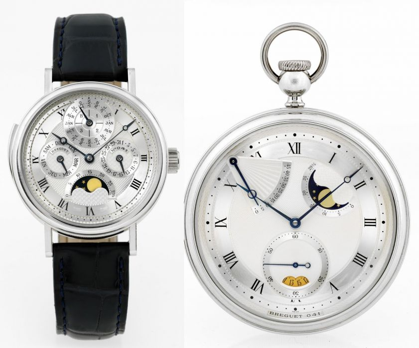 BREGUET watch time clock (8) wallpaper