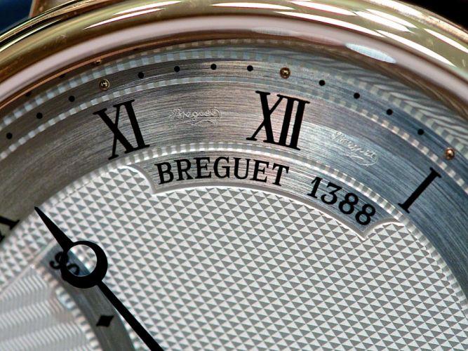 BREGUET watch time clock (5) wallpaper