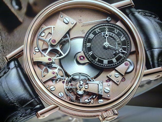 BREGUET watch time clock (11) wallpaper