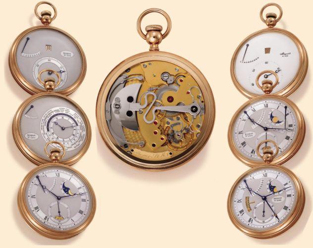 BREGUET watch time clock (24) wallpaper
