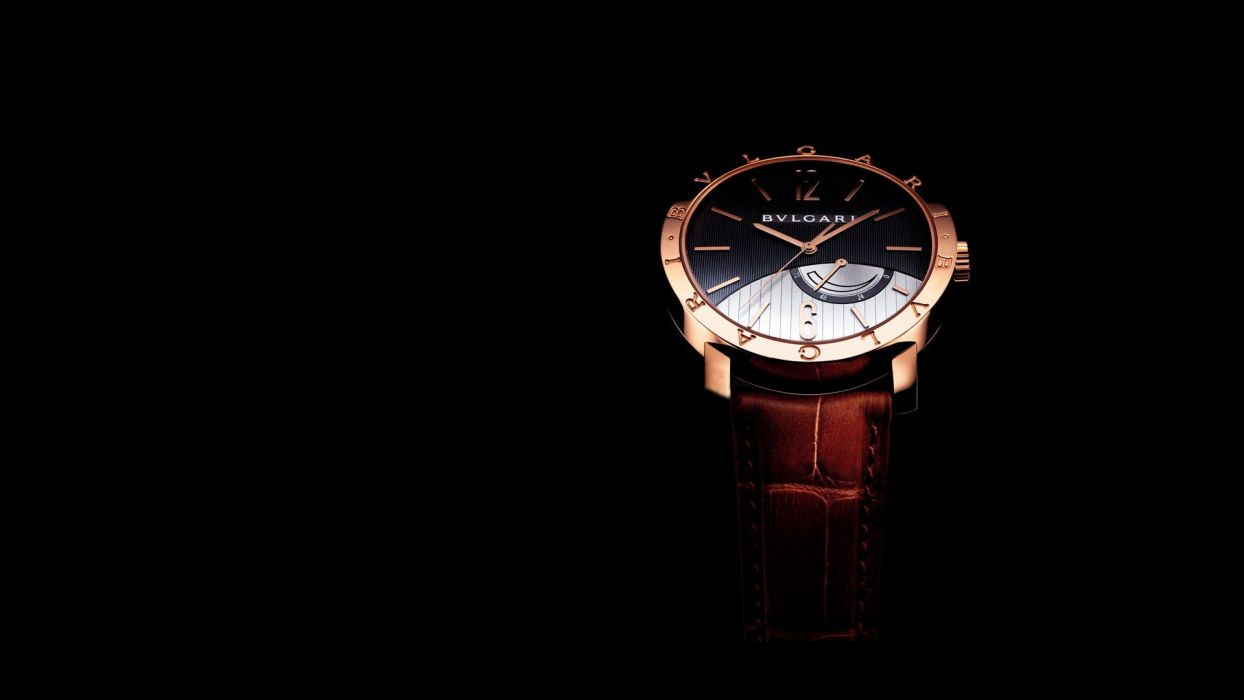 BVLGARI watch time clock (7) wallpaper