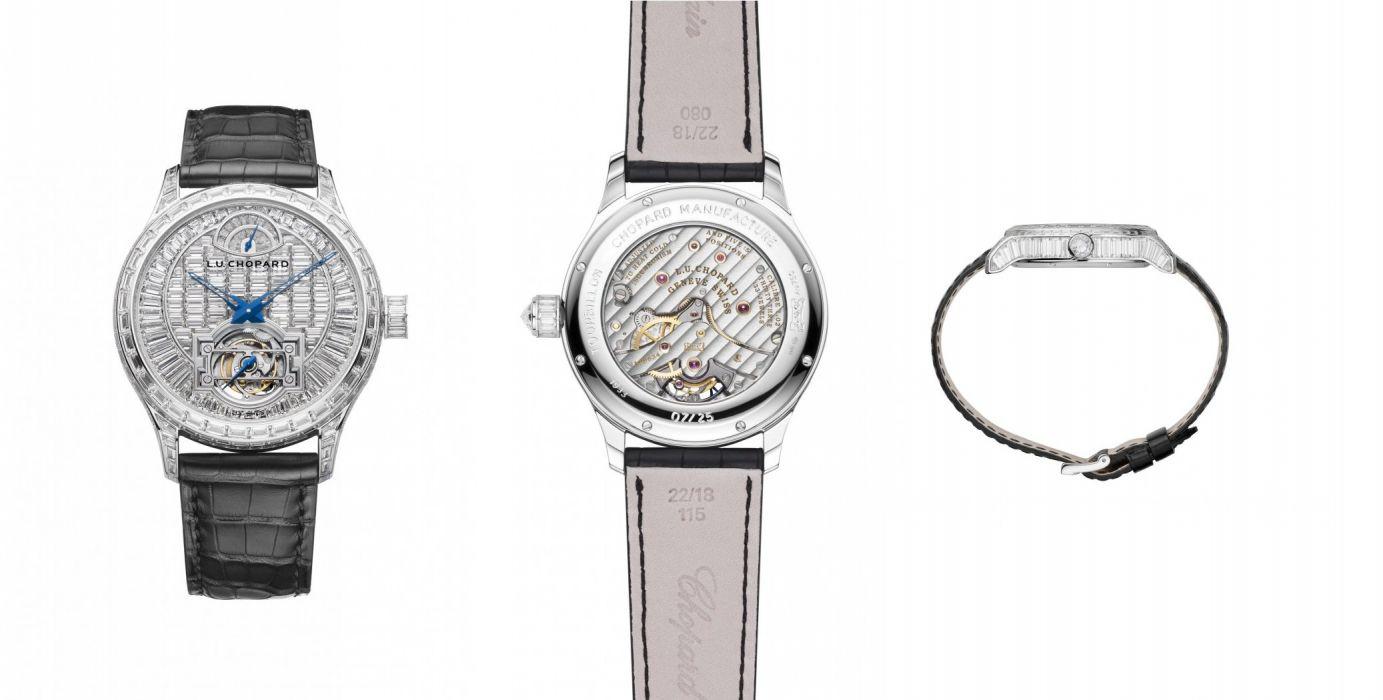 CHOPARD watch time clock (1) wallpaper