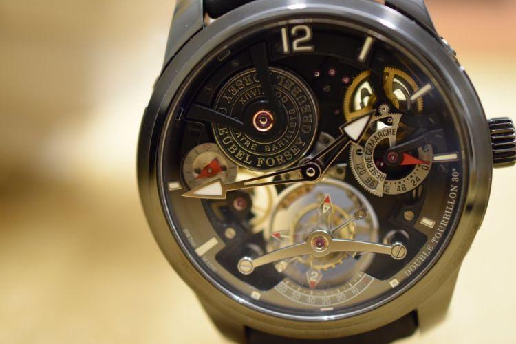 GREUBEL FORSEY watch time clock (4) wallpaper