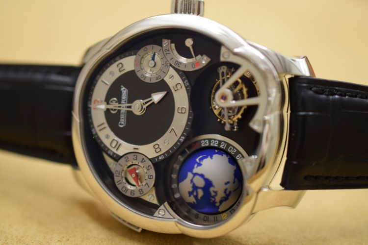 GREUBEL FORSEY watch time clock (7) wallpaper