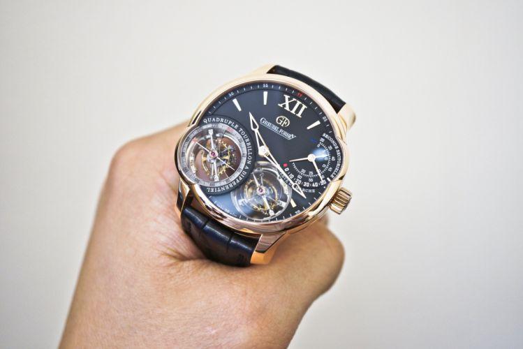 GREUBEL FORSEY watch time clock (12) wallpaper