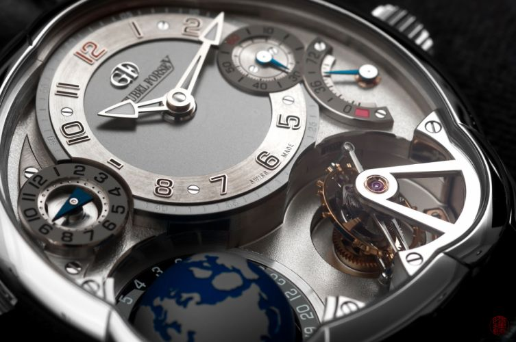 GREUBEL FORSEY watch time clock (25) wallpaper