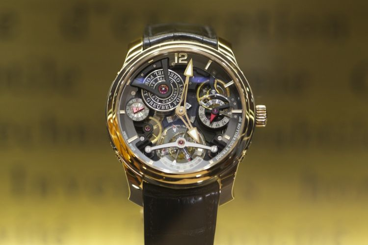 GREUBEL FORSEY watch time clock (38) wallpaper