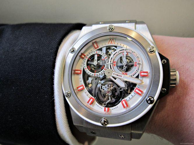 HUBLOT watch time clock (15) wallpaper