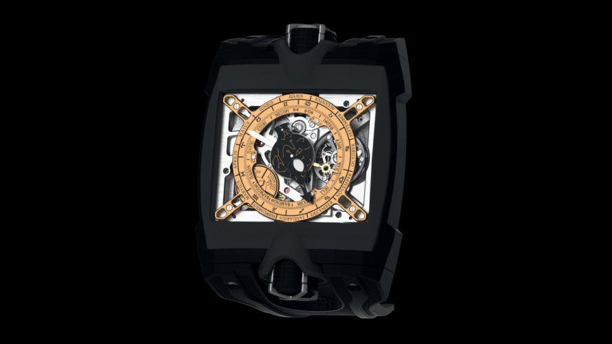 HUBLOT watch time clock (25) wallpaper