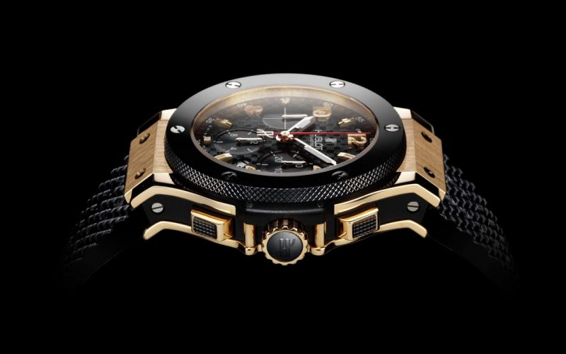 HUBLOT watch time clock (28) wallpaper