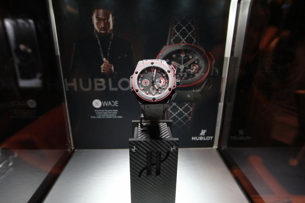 HUBLOT watch time clock (33) wallpaper