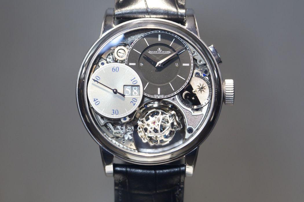 JAEGER-LECOULTRE watch time clock (10) wallpaper