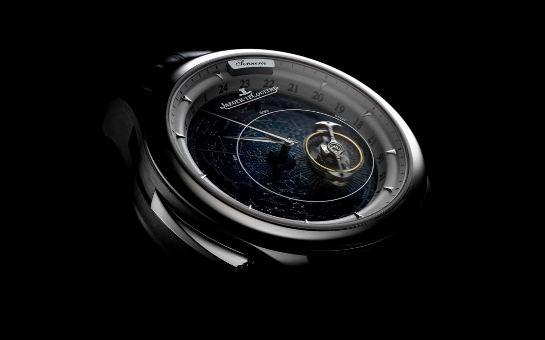 JAEGER-LECOULTRE watch time clock (21) wallpaper