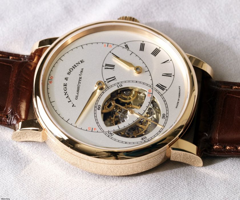 LANGE SOHNE watch time clock (12) wallpaper