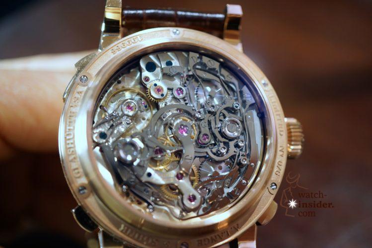 LANGE SOHNE watch time clock (15) wallpaper