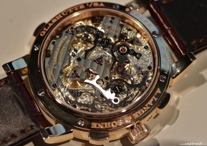 LANGE SOHNE watch time clock (24) wallpaper