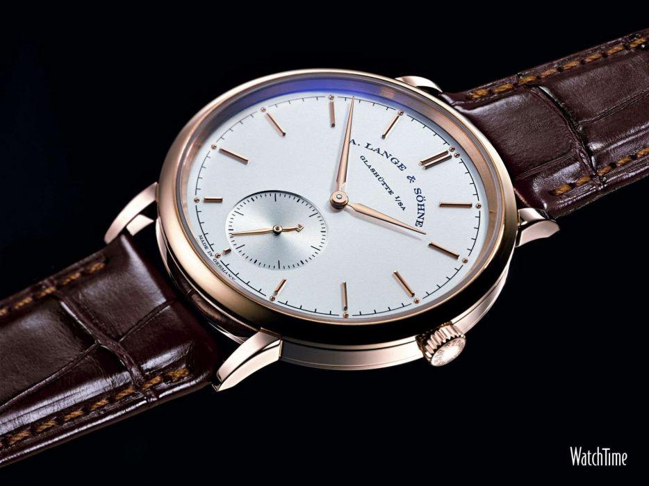 LANGE SOHNE watch time clock (42) wallpaper