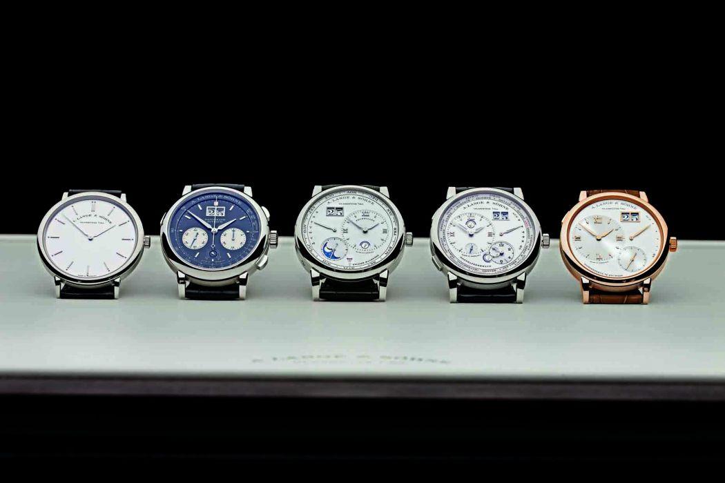 LANGE SOHNE watch time clock (45) wallpaper