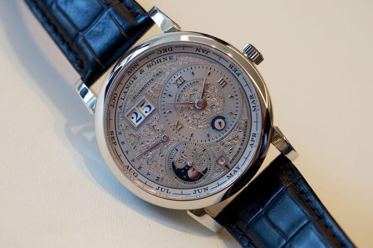 LANGE SOHNE watch time clock (40) wallpaper