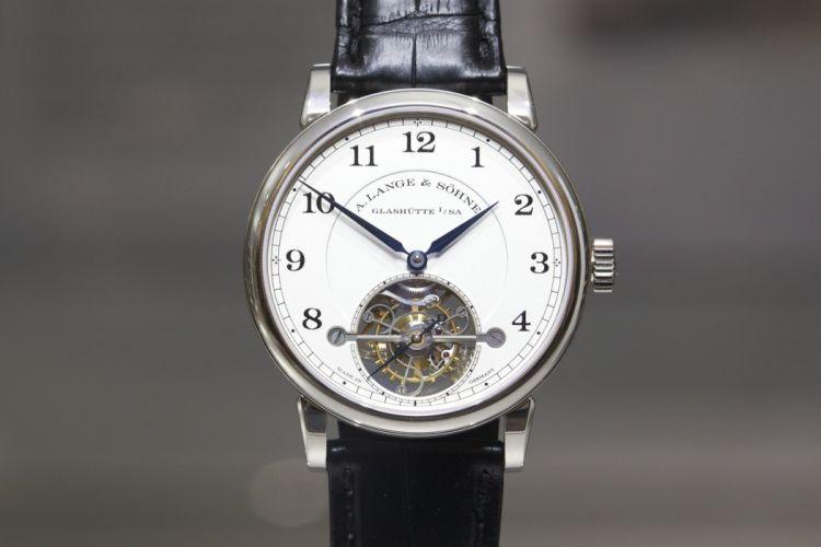 LANGE SOHNE watch time clock (71) wallpaper