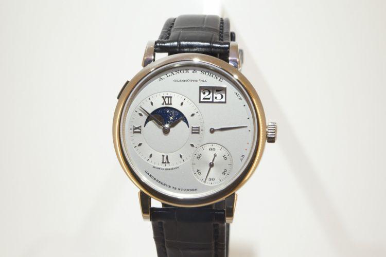 LANGE SOHNE watch time clock (73) wallpaper