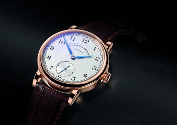 LANGE SOHNE watch time clock (70) wallpaper