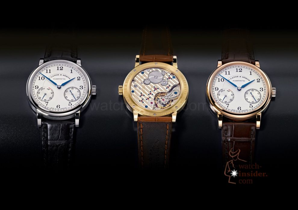 LANGE SOHNE watch time clock (80) wallpaper