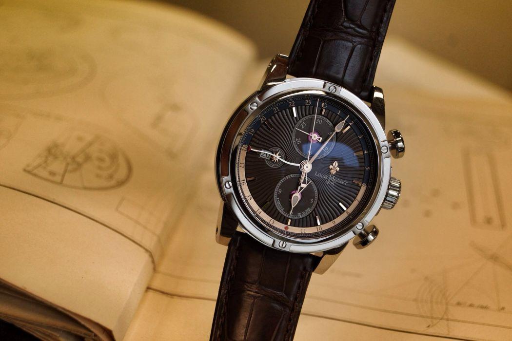 LOUIS MOINET watch clock time (4) wallpaper