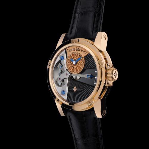 LOUIS MOINET watch clock time (13) wallpaper