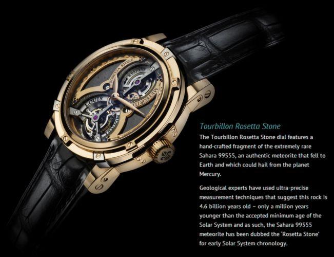 LOUIS MOINET watch clock time (24) wallpaper