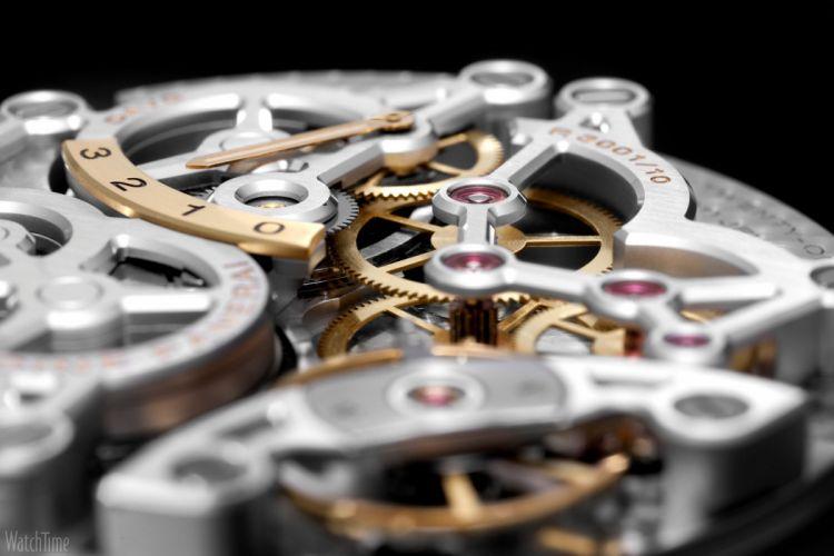 LOUIS MOINET watch clock time (26) wallpaper