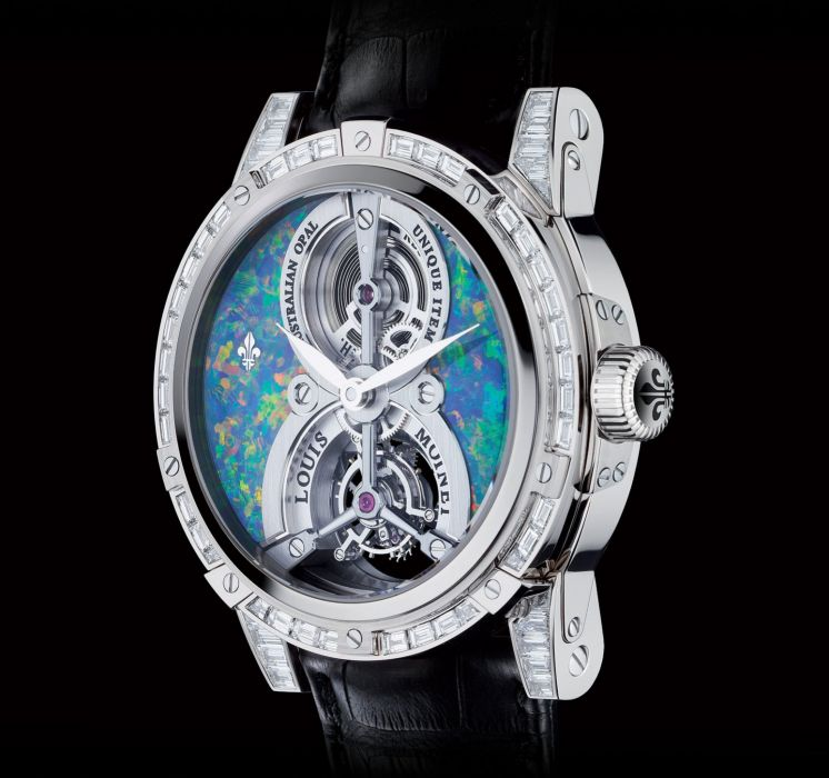 LOUIS MOINET watch clock time (29) wallpaper
