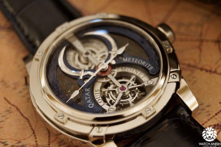 LOUIS MOINET watch clock time (38) wallpaper