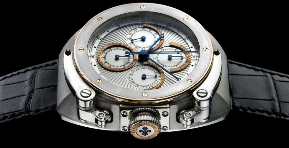 LOUIS MOINET watch clock time (51) wallpaper