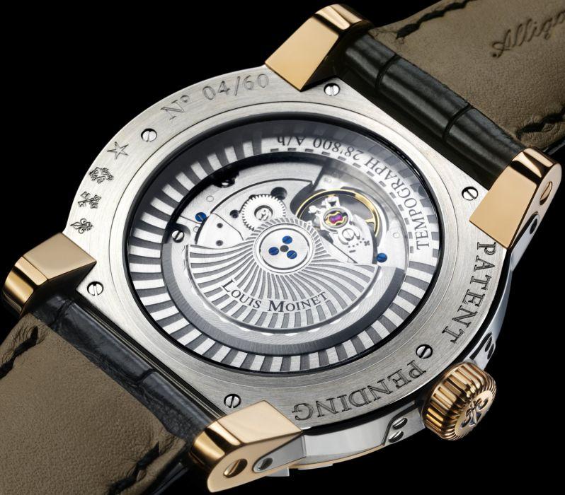 LOUIS MOINET watch clock time (62) wallpaper