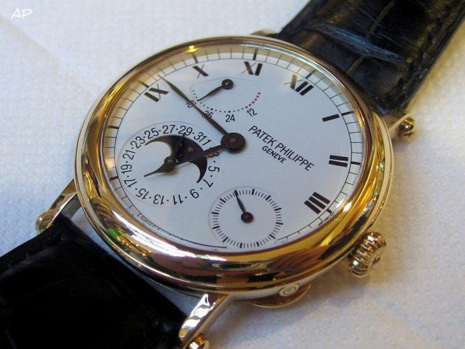 PATEK PHILIPPE watch clock time (33) wallpaper