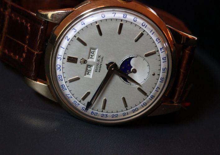 ROLEX watch time clock (5) wallpaper