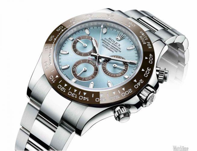 ROLEX watch time clock (6) wallpaper