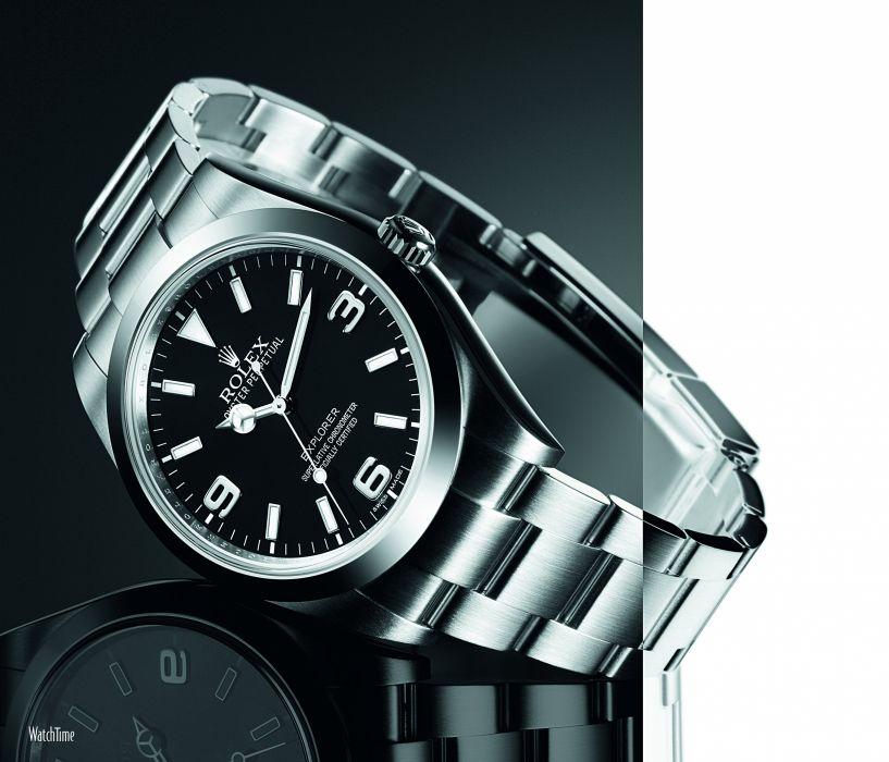 ROLEX watch time clock (3) wallpaper