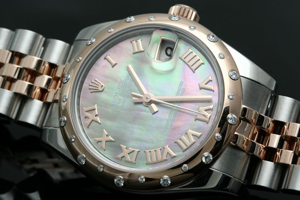 ROLEX watch time clock (12) wallpaper
