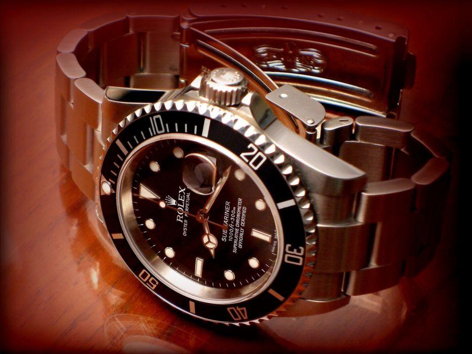 ROLEX watch time clock (19) wallpaper