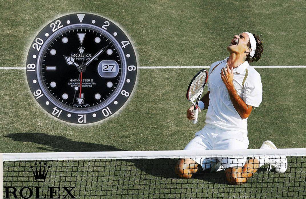 ROLEX watch time clock (20) wallpaper
