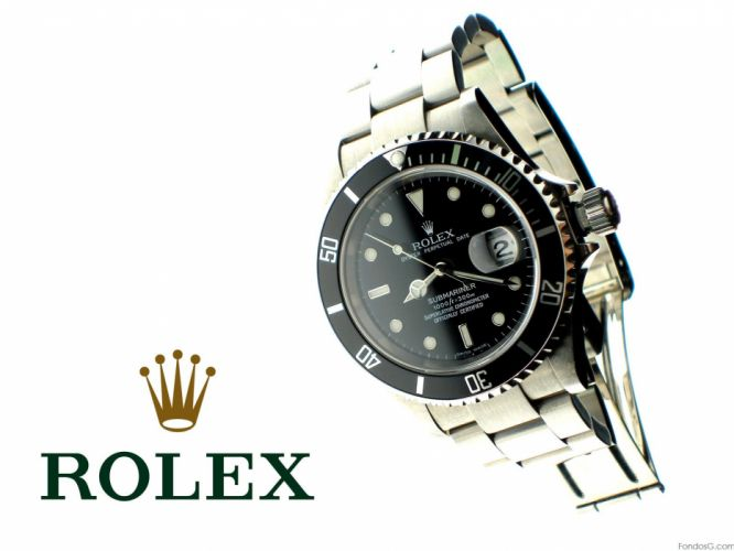 ROLEX watch time clock (34) wallpaper